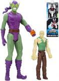 HASBRO Ultimate Spider Man Sinister 6 figurka padouch 30cm různé druhy plast