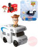 Figurka plastová Toy 4 Story (Příběh hraček) set s vozidlem různé druhy