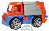 LENA Truxx malý popelář 29 cm *Popelářské autíčko* (okrasná krabice)