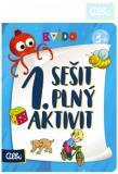 ALBI 1. Sešit plný aktivit 3+ Kvído interaktivní úkoly pro děti