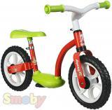 SMOBY Baby cykloodrážedlo Mixte se stojanem kovová konstrukce