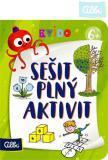 ALBI Sešit plný aktivit 6+ Kvído interaktivní úkoly pro děti