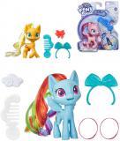 HASBRO Poník My Little Pony set s hřebenem a doplňky s překvapením