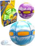 EP Line Phlat Ball Swirl disk plastový měnící se v míč 2v1 Žíhaný různé barvy