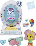 HASBRO MLP My Little Pony Cutie Mark set zvířátko v balónku s doplňky plast