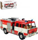 KOVAP Auto Tatra 815 hasiči požární model 17cm kov 0615