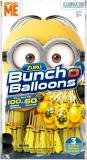 ZURU Balónky vodní bomby žluté Mimoni (Mimoňové) set 100ks 3 pack