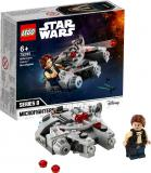 LEGO STAR WARS Mikrostíhačka Millennium Falcon 75295 STAVEBNICE