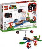 LEGO SUPER MARIO Palba Boomer Billa rozšíření 71366 STAVEBNICE