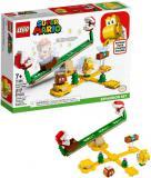 LEGO SUPER MARIO Závodiště s piraněmi rozšíření 71365 STAVEBNICE