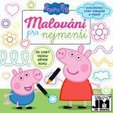 JIRI MODELS Malování pro nejmenší Peppa Pig
