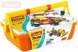 QUERCETTI Tecno Toolbox set stavebnice šroubovací s nástroji a doplňky plast