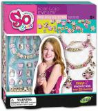 SO BEADS Šperky kreativní sada výroba dětské bižuterie v krabici