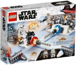LEGO STAR WARS Útok na štítový generátor na planetě Hoth 75239 STAVEBNICE - zvětšit obrázek