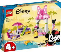 LEGO DISNEY Myška Minnie Mouse a zmrzlinárna 10773 STAVEBNICE - zvětšit obrázek