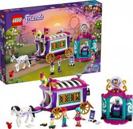 LEGO FRIENDS Kouzelný karavan 41688 STAVEBNICE - zvětšit obrázek