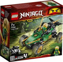 LEGO NINJAGO Bugina do džungle 71700 STAVEBNICE - zvětšit obrázek