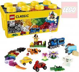 LEGO CLASSIC Kreativní box střední 10696 STAVEBNICE - zvětšit obrázek