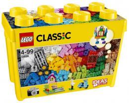 LEGO CLASSIC Velký kreativní box 10698 STAVEBNICE - zvětšit obrázek