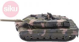 SIKU Super tank Leopard II 1:87 vojenský kovový 1867 - zvětšit obrázek