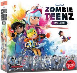 ADC Hra ZombieTeenz: Evoluce *SPOLEČENSKÉ HRY* - zvětšit obrázek