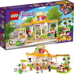 LEGO FRIENDS Bio kavárna v městečku Heartlake 41444 STAVEBNICE - zvětšit obrázek