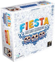 PYGMALINO Hra Fiesta de los Muertos *SPOLEČENSKÉ HRY* - zvětšit obrázek