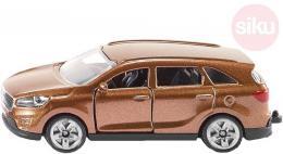 SIKU Auto osobní SUV Kia Sorento mocca model kov - zvětšit obrázek
