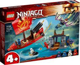 LEGO NINJAGO Poslední let Odměny osudu 71749 STAVEBNICE - zvětšit obrázek