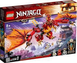 LEGO NINJAGO Útok ohnivého draka 71753 STAVEBNICE - zvětšit obrázek