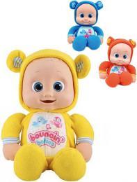 Baby usínáček moje první mimiminko 33cm panenka zpívající na baterie Zvuk - zvětšit obrázek