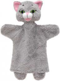 MORAVSKÁ ÚSTŘEDNA Maňásek s ťapkami Kočička šedá - zvětšit obrázek