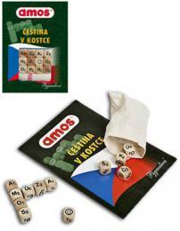 AMOS Hra čeština v kostce *SPOLEČENSKÉ HRY* - zvětšit obrázek