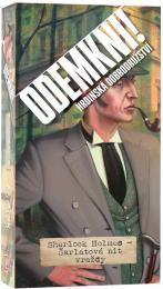 ADC Hra Odemkni!: Sherlock Holmes - Šarlatová niť vraždy *SPOLEČENSKÉ HRY* - zvětšit obrázek