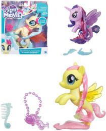 HASBRO MLP My Little Pony The Movie mořský koník set s doplňky různé druhy - zvětšit obrázek