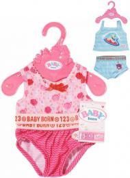 ZAPF BABY BORN Spodní prádlo obleček pro panenku miminko 43cm 2 druhy - zvětšit obrázek
