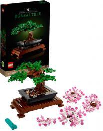 LEGO CREATOR Expert Bonsaj pro dospělé 10281 STAVEBNICE - zvětšit obrázek