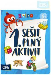 ALBI 1. Sešit plný aktivit 3+ Kvído interaktivní úkoly pro děti - zvětšit obrázek