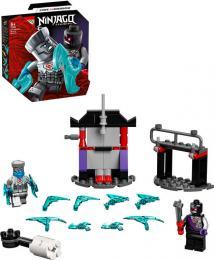 LEGO NINJAGO Epický souboj – Zane vs. Nindroid 71731 STAVEBNICE - zvětšit obrázek