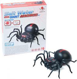 Pavouk plastový k sestavení s pohonem na slanou vodu - zvětšit obrázek