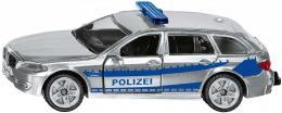 SIKU Model auto BMW hlídkový vůz policie kovový model 1401 - zvětšit obrázek