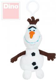 DINO PLYŠ Klíčenka dětská Olaf 10cm Frozen *PLYŠOVÉ HRAČKY* - zvětšit obrázek