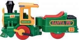 PEG PÉREGO Baby vláček SANTA FÉ TRAIN 50W 6V Elektrické vozítko - zvětšit obrázek