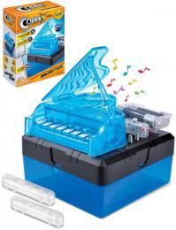 CONNEX Stavebnice vzdělávací poskládej si Úžasné piano na baterie Zvuk - zvětšit obrázek
