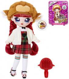 Na! Na! Na! Surprise Teenagerka fashion panenka Samantha Smartie s doplňky 1.serie - zvětšit obrázek