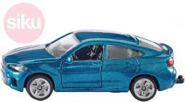 SIKU Auto BMW X6 modrá model kov 1409 - zvětšit obrázek