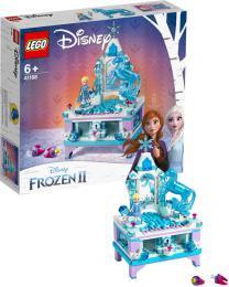LEGO PRINCESS Frozen 2 Elsina kouzelná šperkovnice 41168 STAVEBNICE - zvětšit obrázek