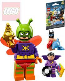 LEGO BATMAN Movie 2.serie mini figurka set s doplňky a podstavcem různé druhy - zvětšit obrázek