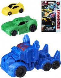 HASBRO TRANSFORMERS Mv5 Tiny Turbo Changers auto robot různé druhy - zvětšit obrázek