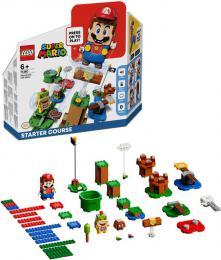 LEGO SUPER MARIO Dobrodružství s Mariem startovací set 71360 STAVEBNICE - zvětšit obrázek